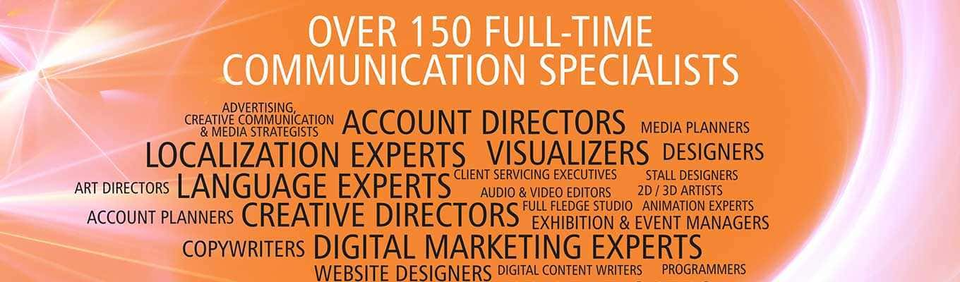 150 Full Time Communication Specialist