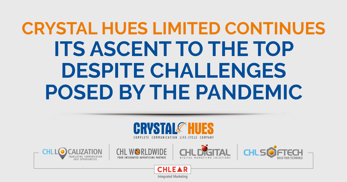Crystal Hues Limited Continues Its Ascent Despite Pandemic Challenges