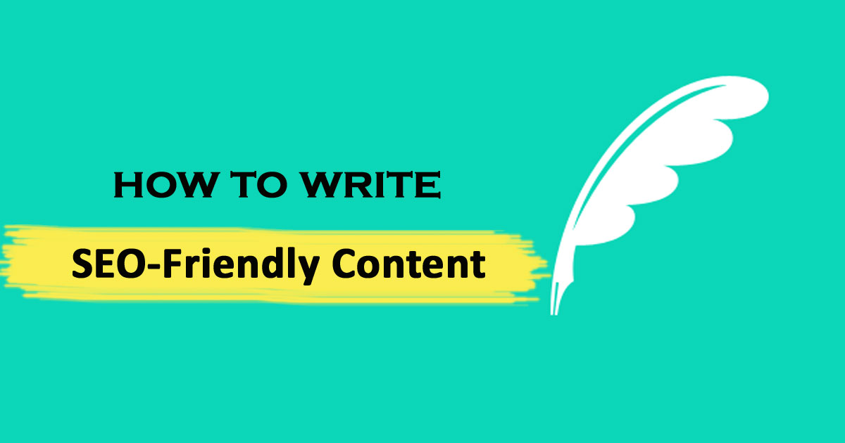 How To Write SEO-Friendly Content That People Read?