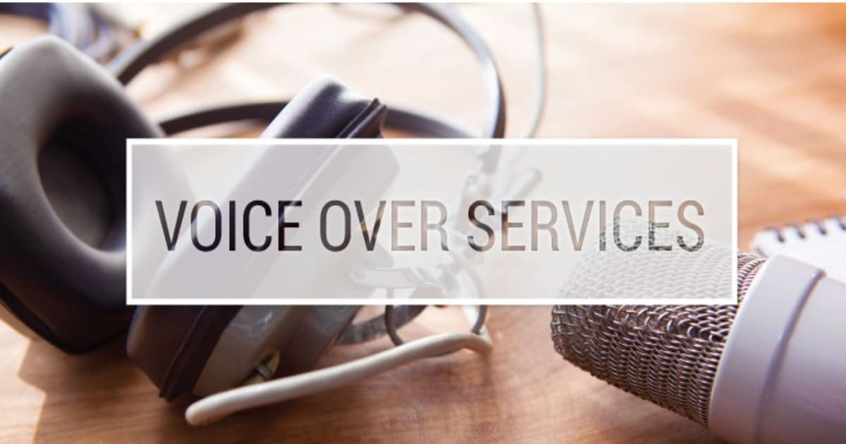 5 Things You Need to Learn for Professional Voice Over Services